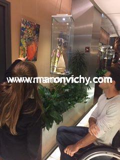 Manon VICHY à la Maison de la Nouvelle Calédonie Février 2019_15