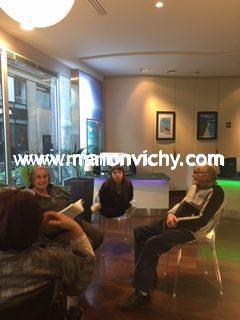 Manon VICHY à la Maison de la Nouvelle Calédonie Février 2019_17
