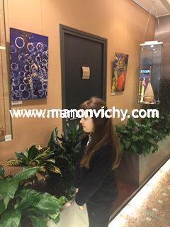 Manon VICHY à la Maison de la Nouvelle Calédonie Février 2019_20