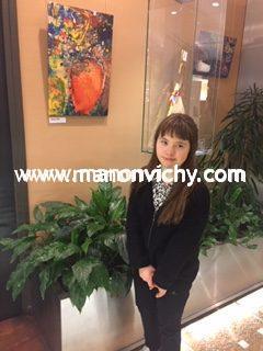 Manon VICHY à la Maison de la Nouvelle Calédonie Février 2019_21